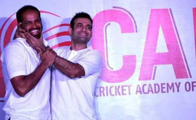 IPL 2018: तूफानी बल्लेबाज यूसुफ पठान ने छोटे भाई इरफान पठान से किया 'आतिशबाजी' का वादा..