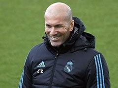 Zinedine Zidane Says Pursuit Of History Galvanises Real Madrid
