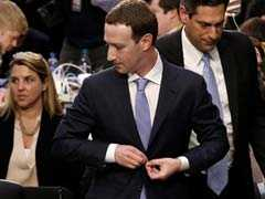 Mark Zuckerberg Wore A Suit To Washington. There's No Going Back To Hoodies