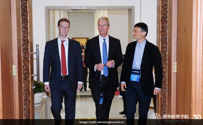 Isolated Zuckerberg Responds After Tim Cook's Jab Over Data Scandal