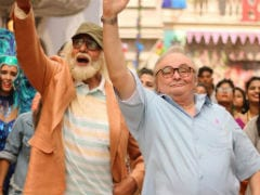 <i>102 Not Out</i> Box Office Collection Day 2: Amitabh Bachchan And Rishi Kapoor's Film Is Close To Rs 10 Crore