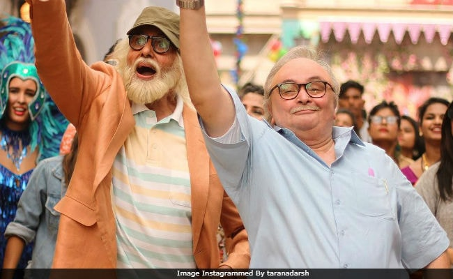 102 Not Out Box Office Collection Day 2: Amitabh Bachchan And Rishi Kapoor's Film Is Close To Rs 10 Crore
