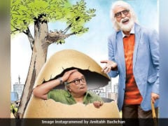 <I>102 Not Out</I> Movie Review: Amitabh Bachchan And Rishi Kapoor Can't Bring Alive A Dull Film