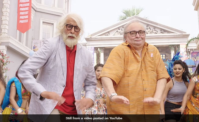 102 Not Out Movie Review: Amitabh Bachchan, Rishi Kapoor Are A Riot In A Film That's Only Mildly Diverting