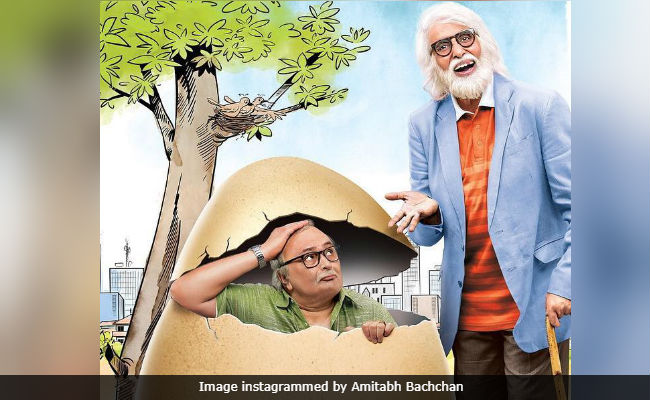 102 Not Out Movie Review: Amitabh Bachchan And Rishi Kapoor Can't Bring Alive A Dull Film