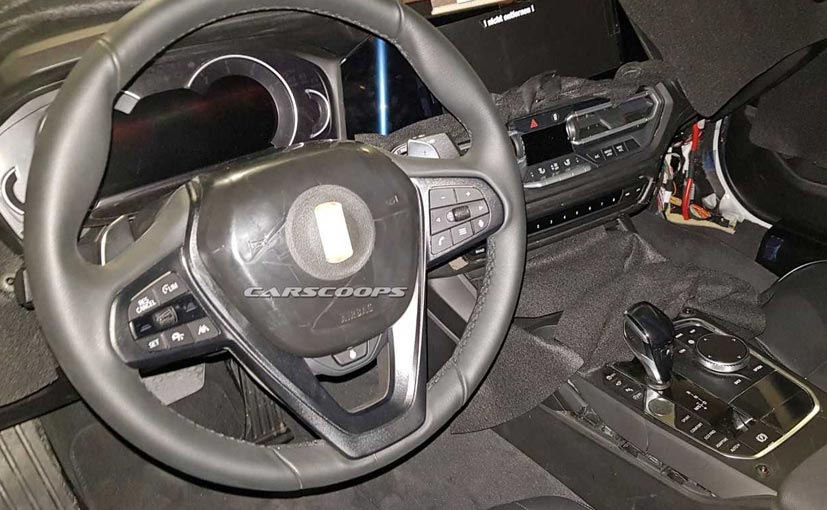 Next Gen Bmw 3 Series Interiors Spied Ndtv Carandbike