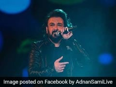 "Singer Adnan Sami Claims His Staff Called ""Indian Dogs"" At Kuwait Airport"