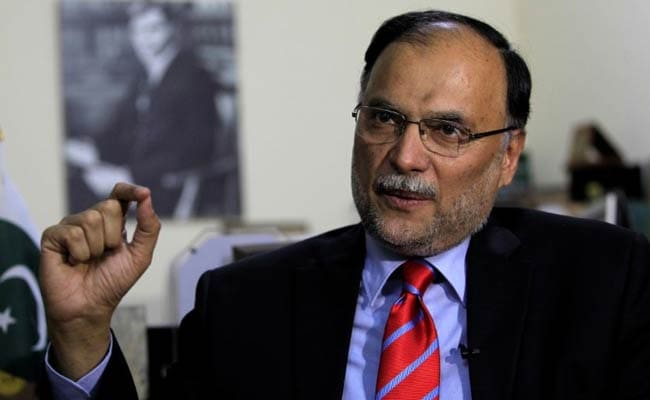 Pakistan Interior Minister Ahsan Iqbal, Recovering After Gun Attack