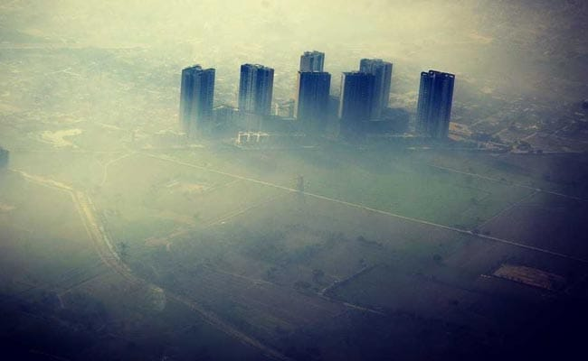 Delhi World's Most Polluted Megacity As Beijing Cleans Up: Report