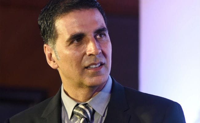 Akshay Kumar Launches Swachh Bharat Advertising Campaign