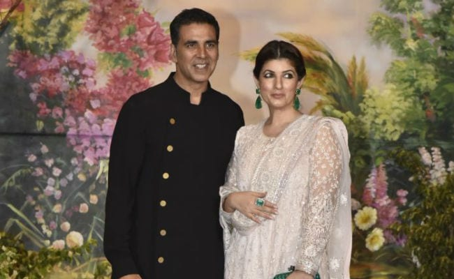 Icymi Sonam Kapoor And Anand Ahujas Wedding Reception Had Akshay