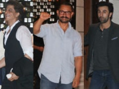 Celeb Roll-Call At Isha Ambani's Engagement Party: Shah Rukh Khan, Aamir Khan, Ranbir Kapoor