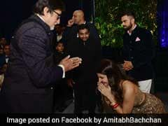 Anushka Sharma Missed Amitabh Bachchan's Birthday SMS. So He Tweeted This