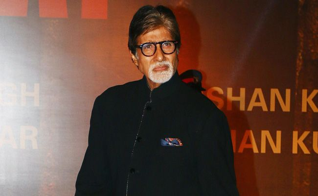Amitabh Bachchan Is Complaining About His Twitter Follower Count Again