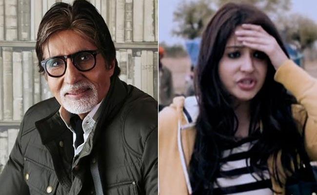 अमिताभ बच्चन के SMS का अनुष्का शर्मा ने नहीं दिया जवाब, तो बिग बी को उठाना पड़ा ये कदम