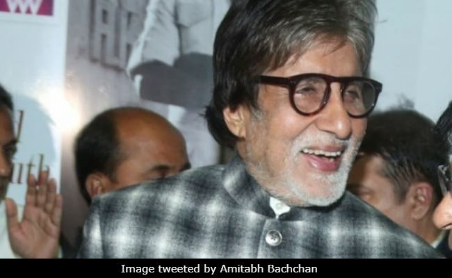 The One Thing That Amitabh Bachchan Will 'Never Be Able To Do'