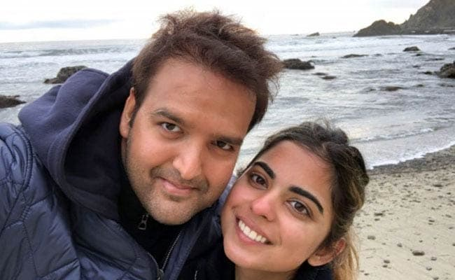Isha Ambani, Anand Piramal: The Couple That Everyone Is Talking About