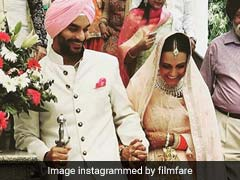 अंगद बेदी की हुईं नेहा धूपिया, देखें शादी का 1st Video और Wedding Album