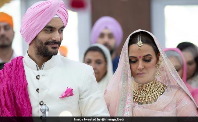 Neha Dhupia Marries Angad Bedi: 37 की उम्र में नेहा बनीं दुल्हन, इनसे शादी कर चौंकाया