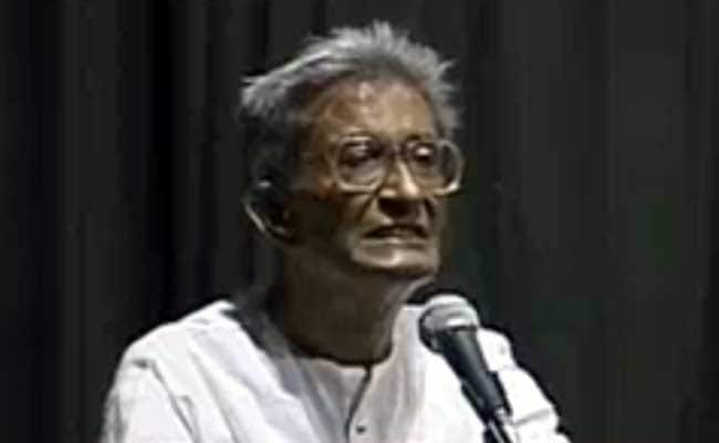 Eminent Scholar And Marxist Economist Ashok Mitra Dies At 90