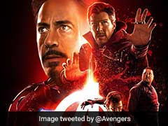 <I>Avengers: Infinity War</I> Box Office Collection Day 12 - First Hollywood Film To Make Over 200 Crore In India
