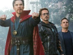 <I>Avengers: Infinity War</I> Box Office Collection Day 4: Monday's Ticket Sales Were 'Shocking'
