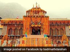Badrinath Temple In Uttarakhand Closed For Public For Winter Season