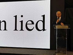 Israel Says Iran Lied On Nuclear Arms, Pressures US To Scrap Deal