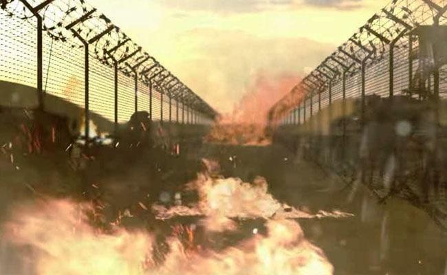 आम्रपाली और निरहुआ की 'बॉर्डर' का धमाकेदार टीजर रिलीज, 100 दिन में 2 फिल्में हुईं बनकर तैयार