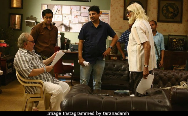 102 Not Out Box Office Collection Day 5: Amitabh Bachchan, Rishi Kapoor's Film Packs A 'Solid' Punch