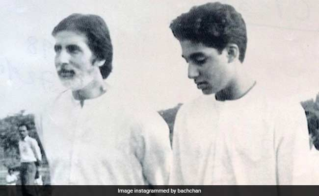 What Abhishek Bachchan Posted On Amitabh Bachchan's 102 Not Out Day