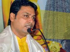 Will Go For Citizens List If It Succeeds In Assam: Tripura Chief Minister