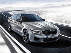 BMW M5 Competition Details Revealed