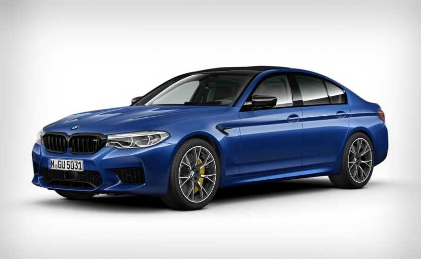 Image result for BMW M5 Competition Details Leaked Ahead Of Debut