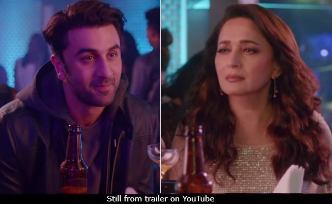 Madhuri Dixit's Bucket List Trailer: Surprise Named Ranbir Kapoor Only Adds To The Fun