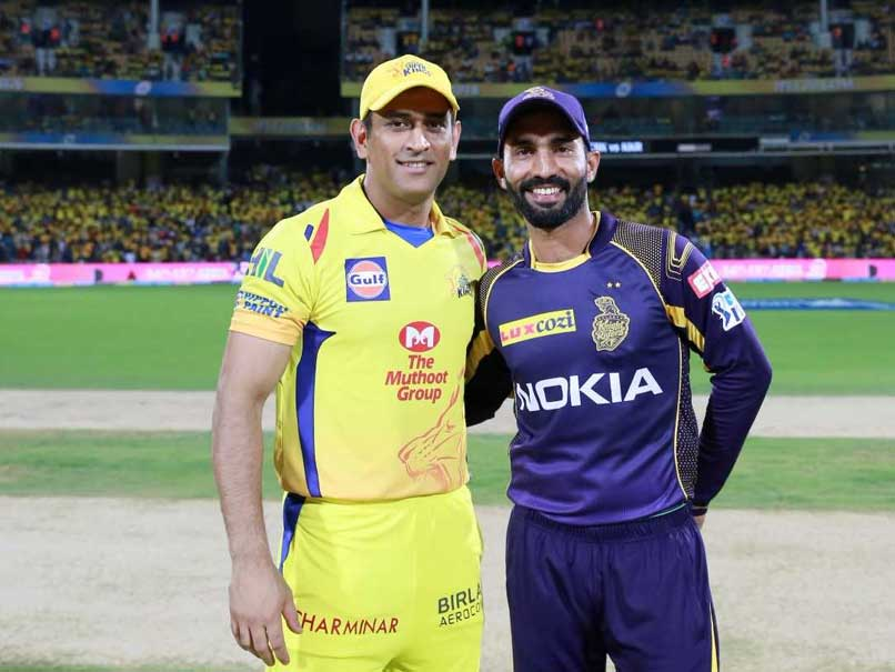 KKR brake CSK winning streak, nudge them to second slot