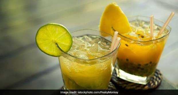 Aam Panna with Vodka