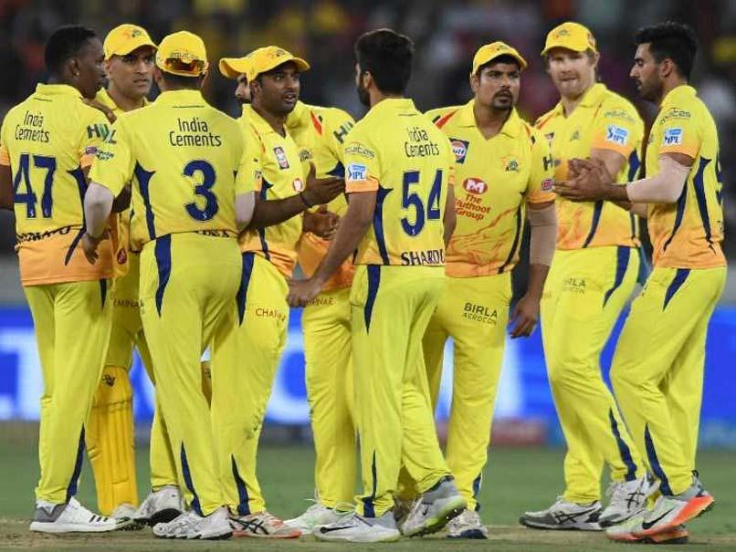 IPL 2018: Rampaging Chennai Super Kings Look To Spoil Kolkata Knight Riders