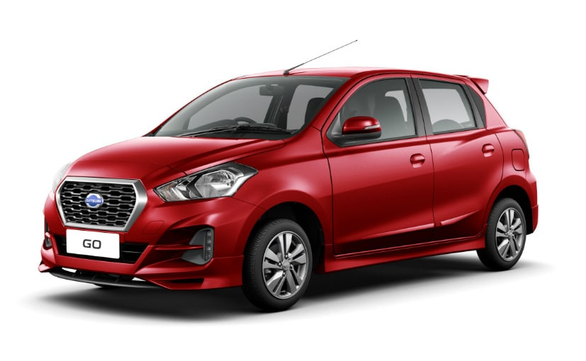 Datsun brings us the facelift of the Go and Go+ after close to 4 years