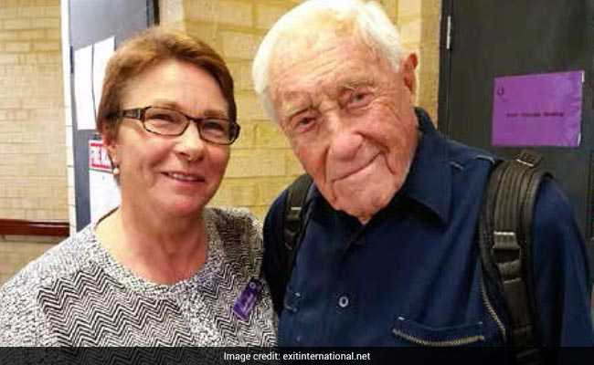 Australian Scientist Just Turned 104. His Birthday Wish Is To Die