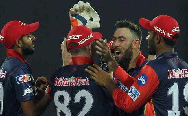 IPL 2018: दिल्ली डेयरडेविल्स 4 रन से जीता, 12 ओवर में 146 रन ही बना पाई राजस्थान रॉयल्स