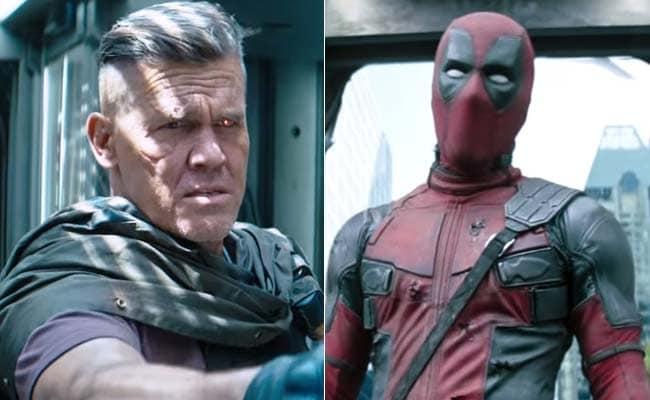 Deadpool 2 Hindi Trailer: थानोस की हुई वापसी, 'डेडपूल' के लिए रणवीर सिंह ने की डबिंग