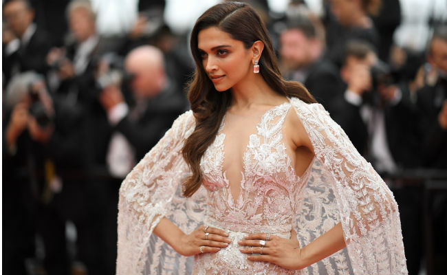 Cannes 2018: Deepika Padukone, Ready To 'Rock And Roll,' Is Sheer Beauty On The Red Carpet
