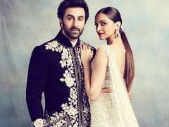 Deepika Padukone's '<I>Jab</i> Naina Met <I>Bunny</i>' Pic With Ranbir Kapoor Has The Internet Smitten