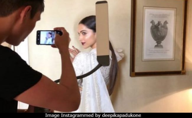 Cannes 2018: Deepika Padukone Is In The French Riviera Already. What She's Upto