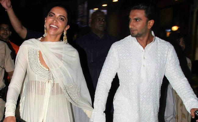 Deepika Padukone And Ranveer Singh's Twitter Talk Is Too Cute For Words