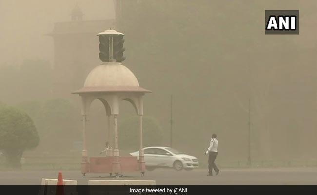 दिल्ली में तीन दिन तक बनी रह सकती है धूल भरी हवा, यह है कारण...