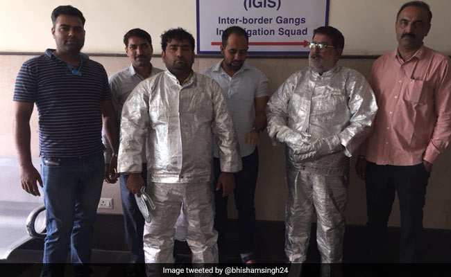 Father-Son Sold Plate For Rs 1.4 Crore Claiming NASA Wants It, Arrested