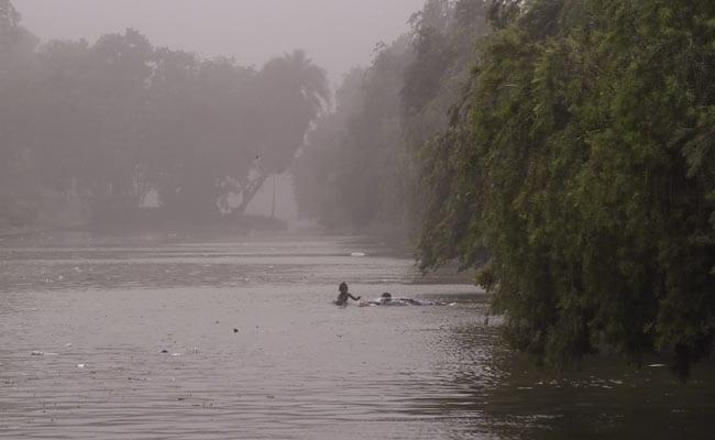 delhi thunderstorm afp