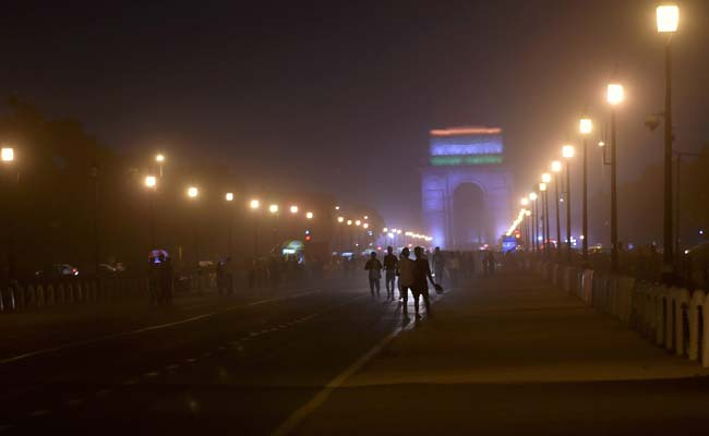 Delhi Records Coldest Day Of Season At 6.2 Degree Celsius